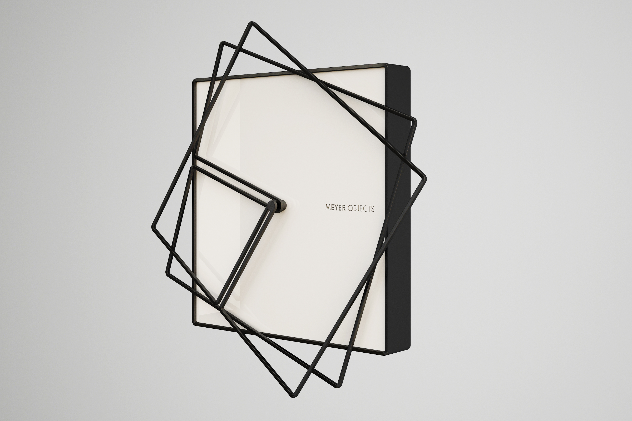 Frame Clokc is unique design object for your wall