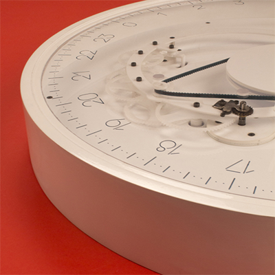 Slowlow clock